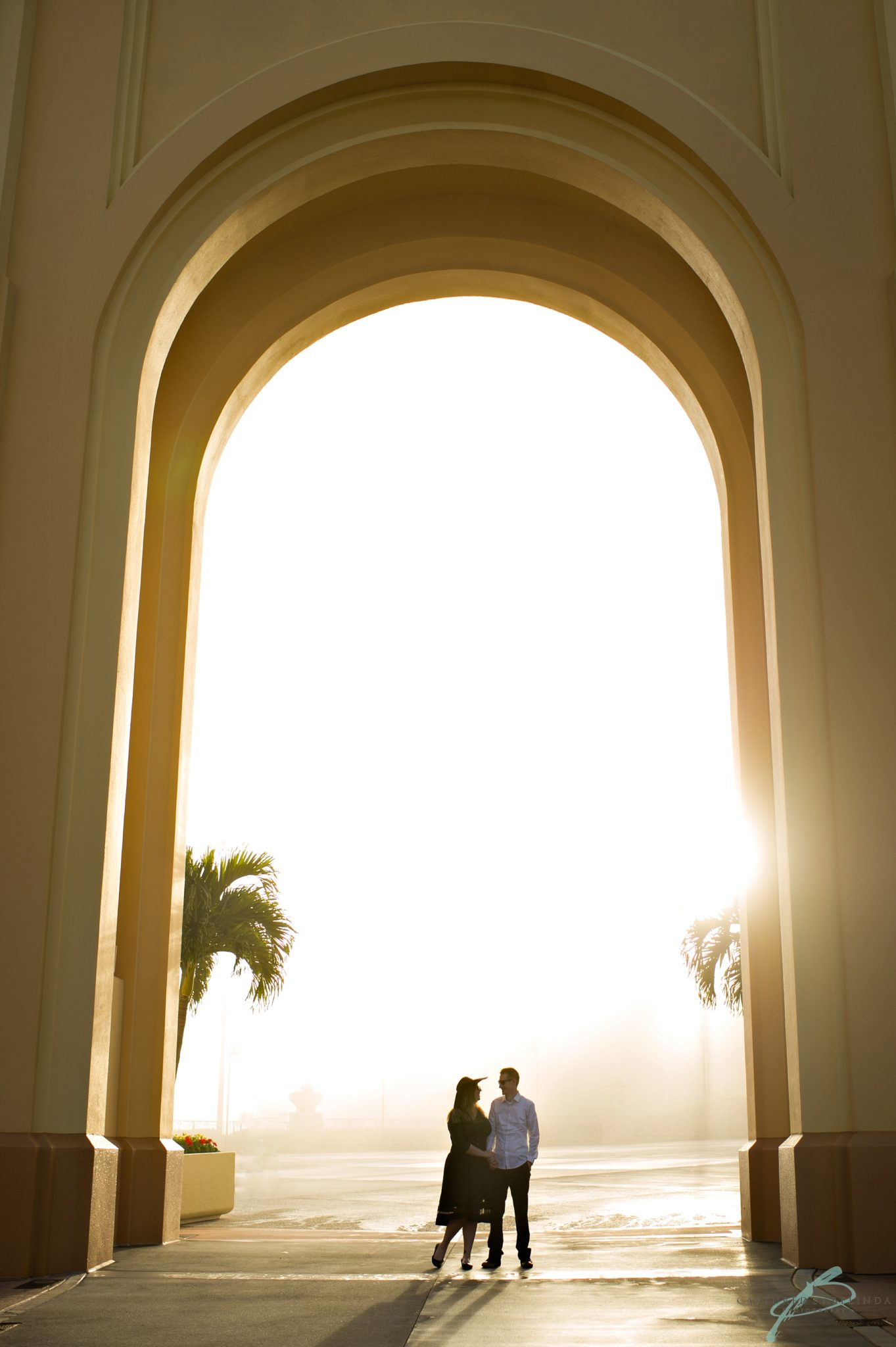 Universal Orlando Engagement Session