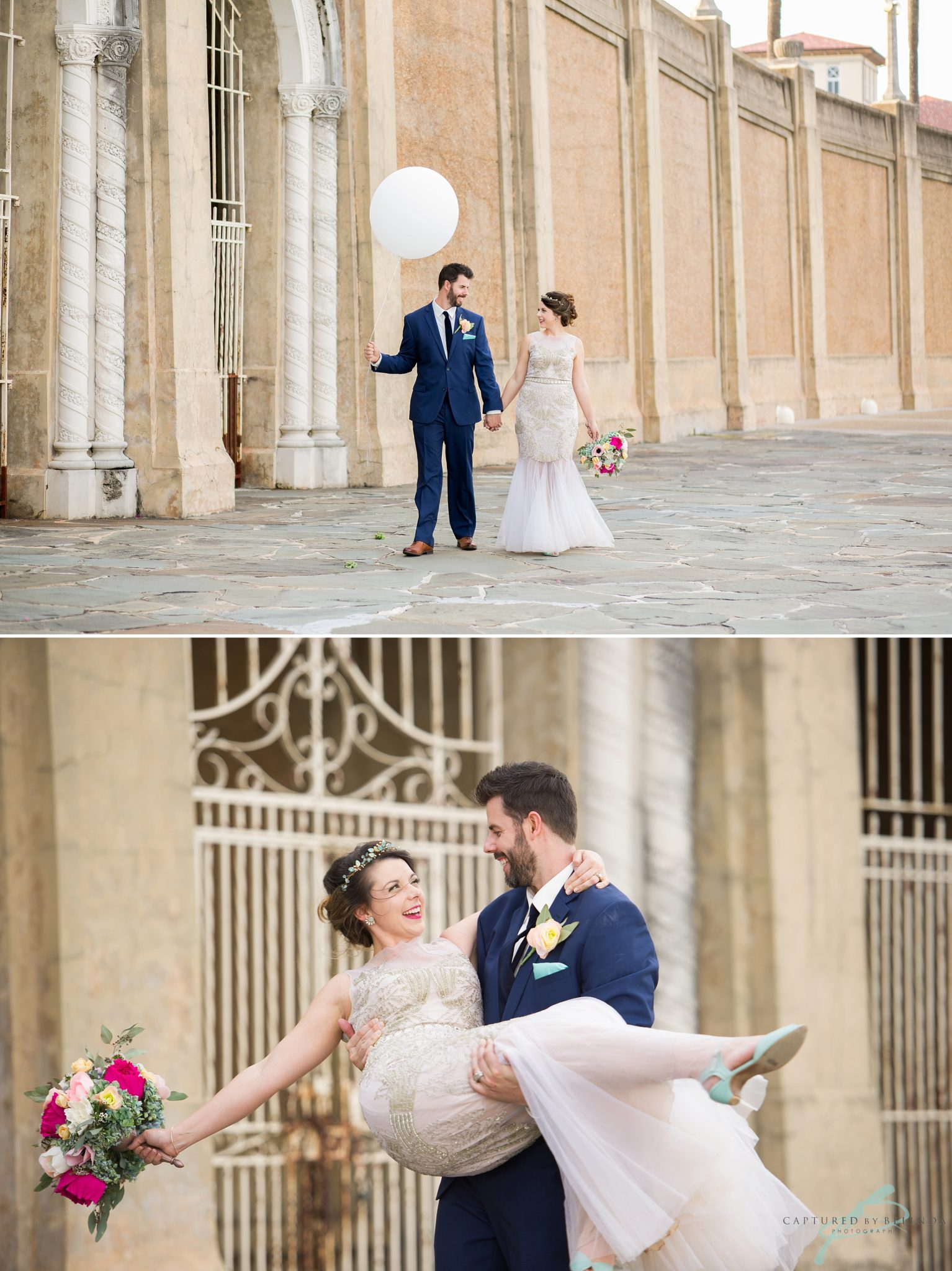 Capture wedding