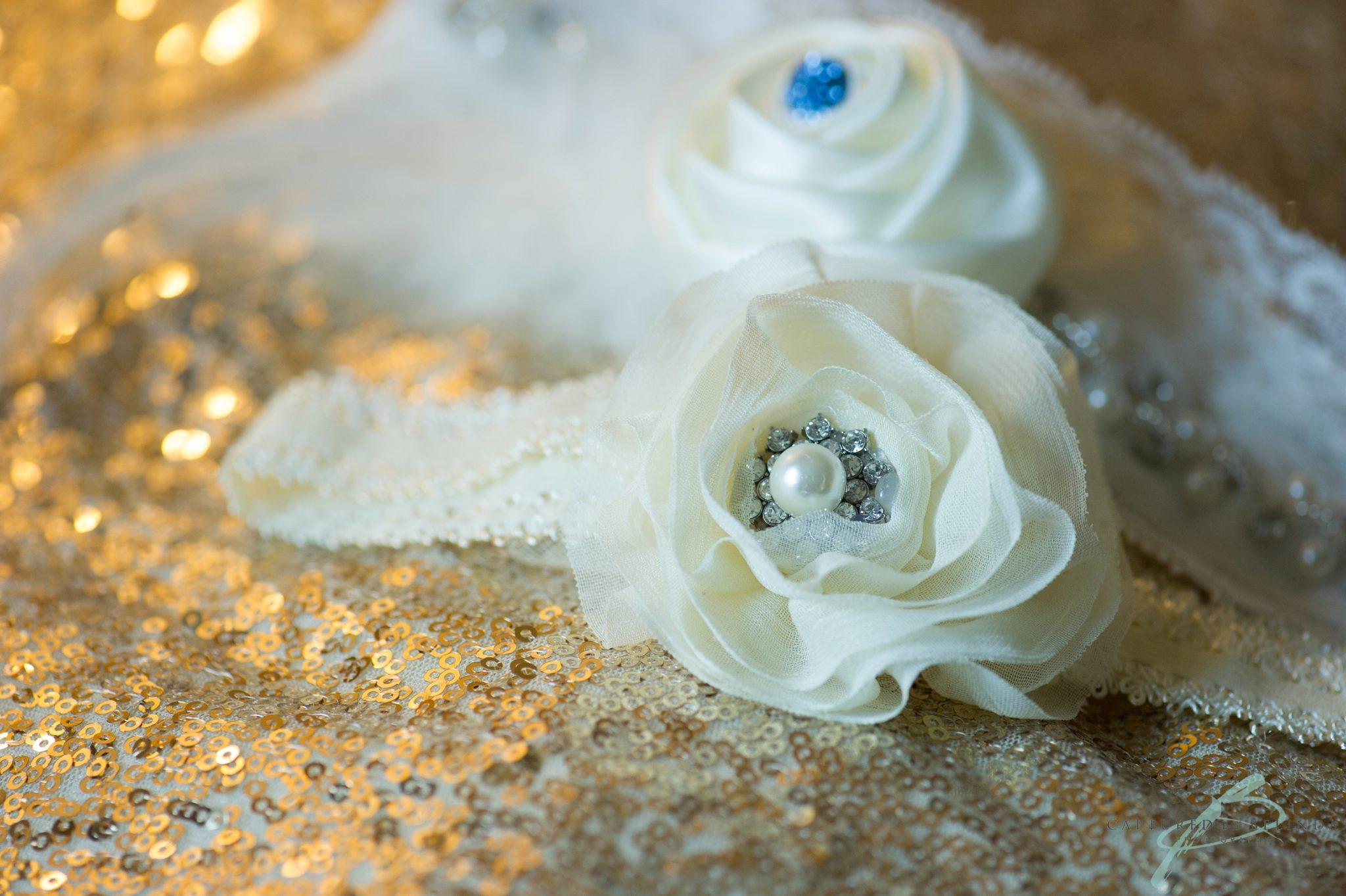 highland manor wedding bridal details