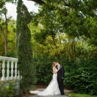 Leu Garden wedding and Alfond Inn