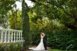 Leu Garden wedding and Alfond Inn